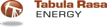Tabula Rasa Energy